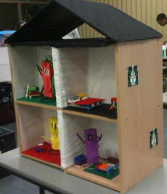 See the Doll House Play Therapy Technique / Doll House Play Therapy Activity