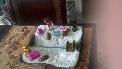Dream Analysis for sandtray therapy class
