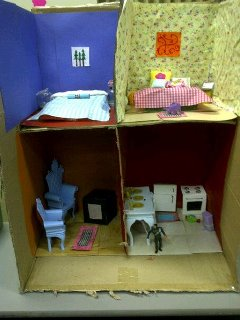 How I use the Doll House Play Therapy Technique / Doll House Play Therapy Activity