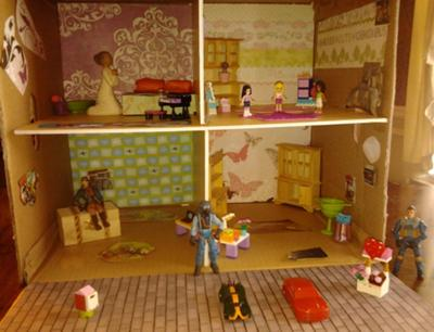 Doll House Play Therapy Technique / Doll House Play Therapy Activity for Play Therapist to Use
