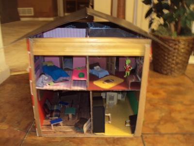 Play Therapy: Daddy/Daughter Dollhouse Therapy