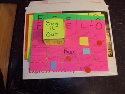 Play Therapy Game : Bingo/FEEL-O Game Picture 3