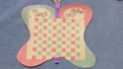 Inner Child Journal for Play Therapy Class