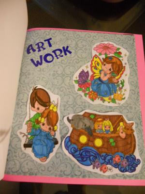 Inner Child Scrap Book: Make one in Play Therapy Class