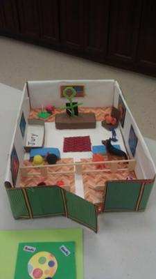 Play Therapy Idea for clients in a custody battle.