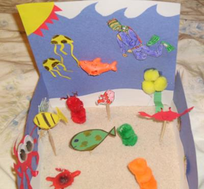Play Therapy Technique for Play Therapists: Mystery Counseling Session Under The Sea