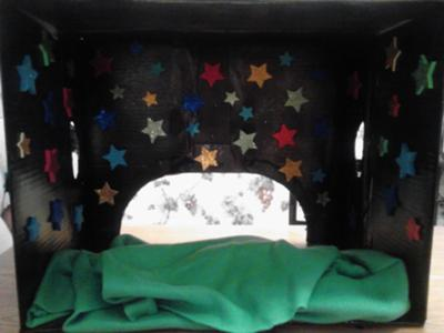 Play Therapy Puppet Show - The Chair Test Puppet Show