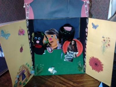 Play Therapy Puppets: A Walk in the Park