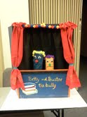 Play Therapy Theater and Play Therapy Puppets, Bully Prevention Activity