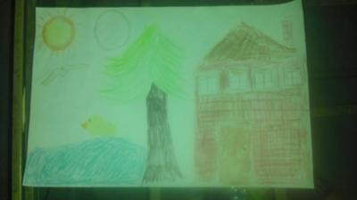 Play Therapy Art Therapy Technique: House, Tree, Sun, Moon, Water, Animal Drawing