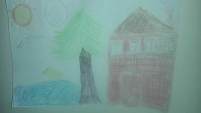 2 - Play Therapy Summer Session-Student #10 House Tree Journey