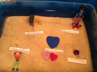 Sand Tray Theory and Sand Tray Therapy Final- Student #5
