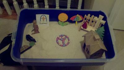 Picture Two: Sand Tray Theory and Sand Tray Therapy Final- Student #5