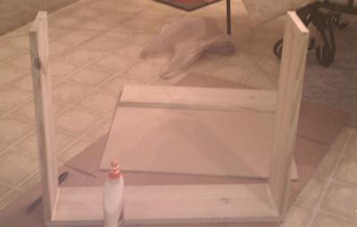 Glue My Sand Tray