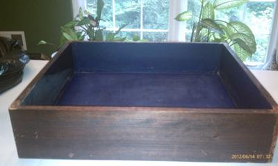 My Finished Sand Tray