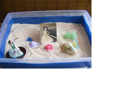 Sand Tray Therapy Class Final, Theory, Student # 2, Martha
