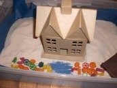 Sand Tray Therapy Experience: Maslow's Hierarchy #2