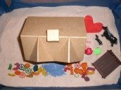 Sand Tray Therapy Experience: Maslow's Hierarchy #3