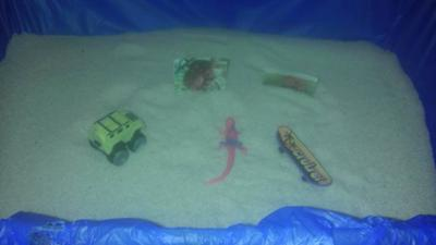 Sand Tray Therapy Final Exam by Student #10: Picture 2