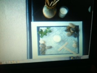 Learn how to do a Sand Tray Therapy Zen Garden