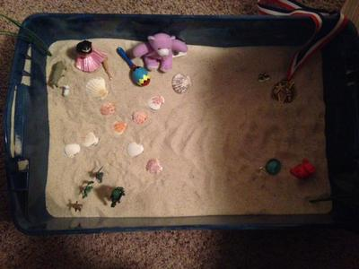 Sand Tray Therapy Real Colors Personality Type Sand Tray