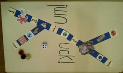 Play Therapy Game Idea to use in Play Therapy: Yeah! Yuck!