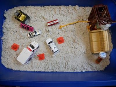 YF - Dream Analysis in Sand Tray Therapy