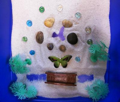 Sand Tray Zen Garden: Beginning Sand Tray Therapy